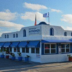 Photo Of Mykonos Tarpon Springs Fl United States My Favorite Restaurant In