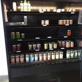 Detox Kitchen And Juice Bar Belmont Menu
