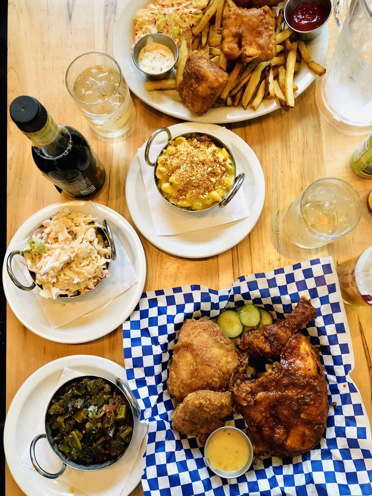 The Post Chicken & Beer - Rosedale: 2200 S Broadway, Denver, CO