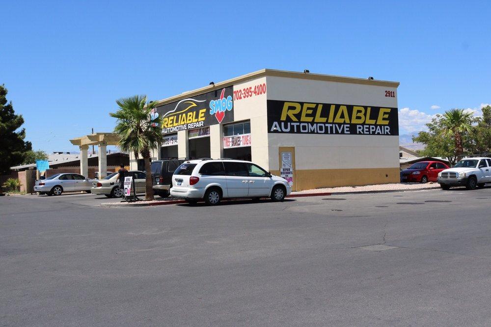 Reliable Automotive Repair