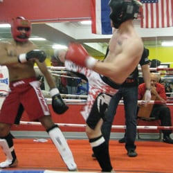 Muay thai chicago suburbs