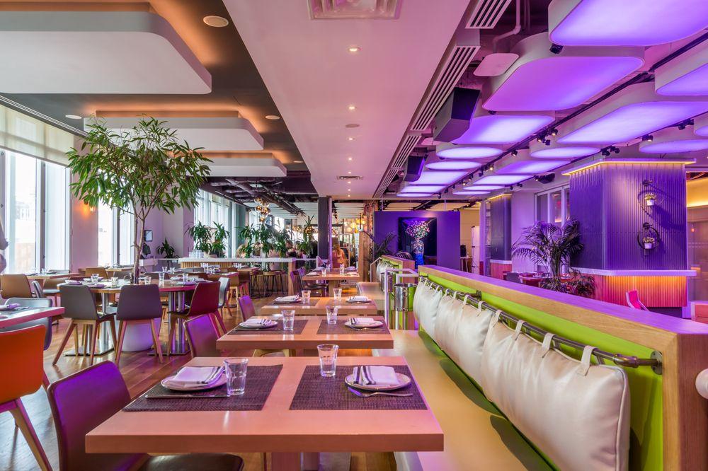 Restaurants Near Yotel New York