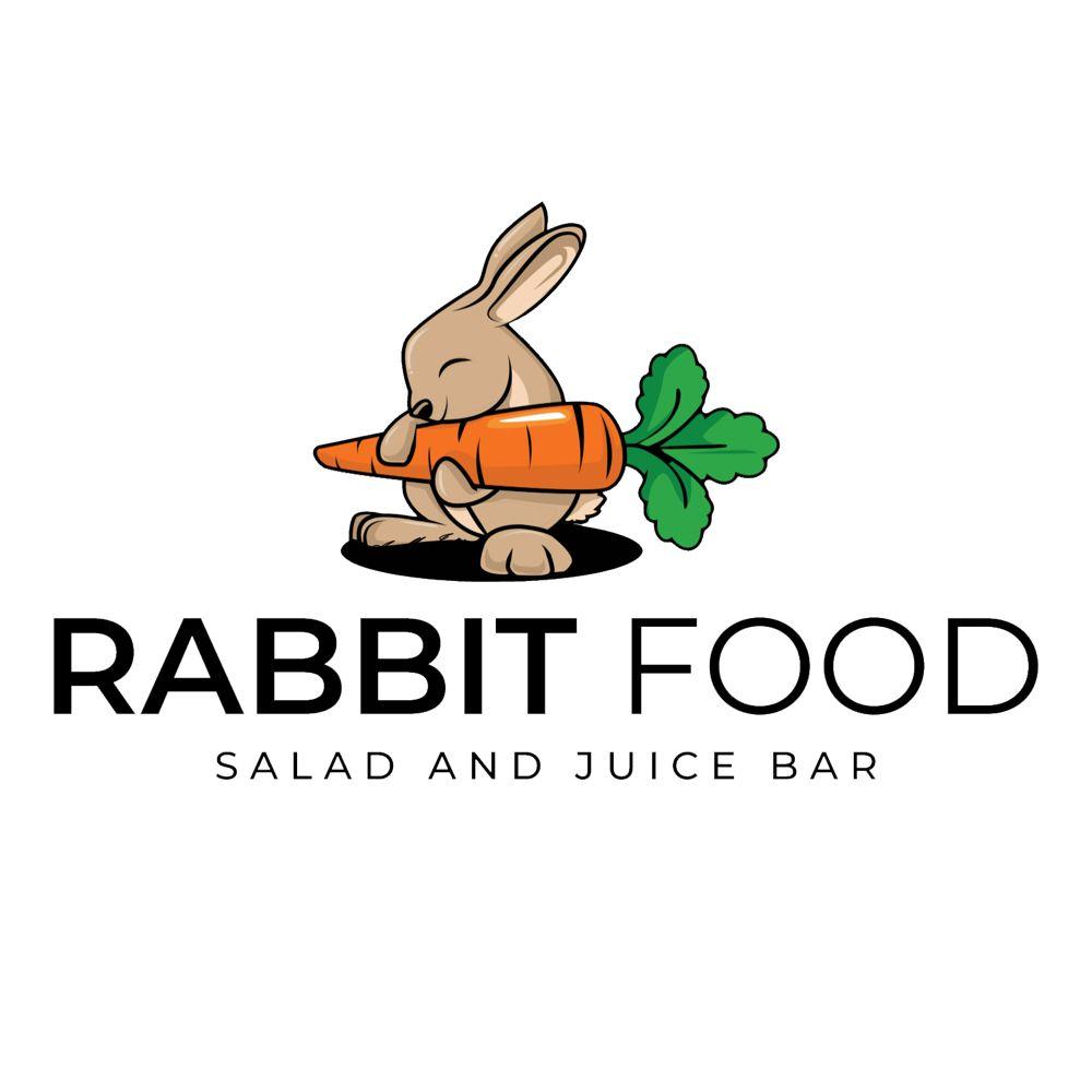 Food from Rabbit Food Salad & Juice Bar