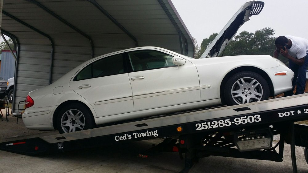 Ced's Towing & Services: 1100 Hwy 31 S, Bay Minette, AL