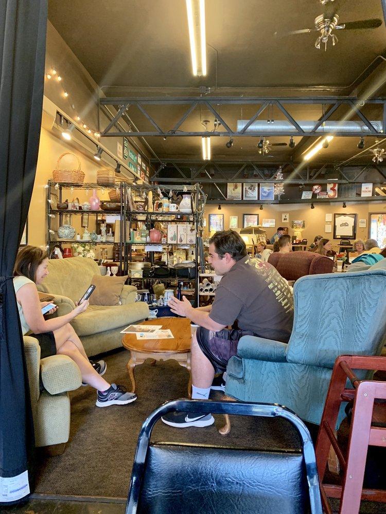 The Grind Coffeehouse: 19 N Main St, Cedar City, UT