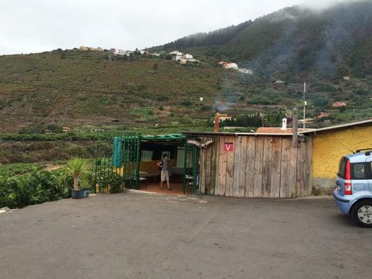 sitio primera vez escolta salida cerca de Santa Cruz de Tenerife