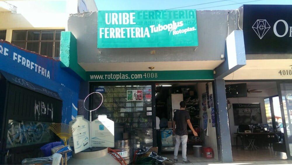 Uribe ferreter a ferreter as ladr n de guevara 4008 for Ferreteria cerca de mi ubicacion