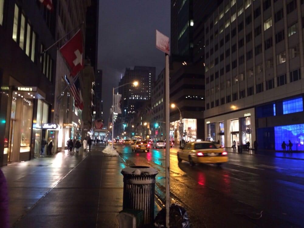 666 Fifth Avenue: New York, NY