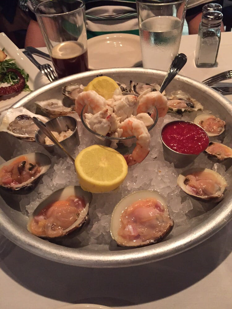West Caldwell Seafood Restaurants