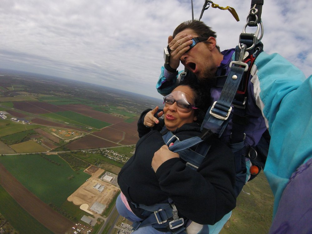 Skydive Castroville: 10527 Airport Rd, Castroville, TX