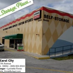 High Quality Photo Of U Haul Moving U0026 Storage Of Miami Gardens   Miami Gardens, FL