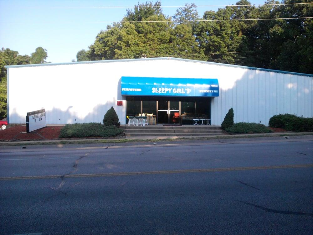Sleepygirls Furniture Books Furniture Stores 516 N Main St Joplin Mo United States