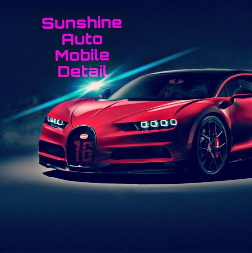 Sunshine Auto Details Mobile Service - Novato, CA - 2019 All