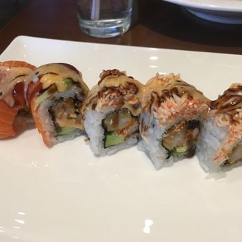 Kirin asian cuisine sushi order online 149 photos for Asian cuisine tulsa