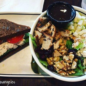 Corner Bakery Cafe Harvest Salad