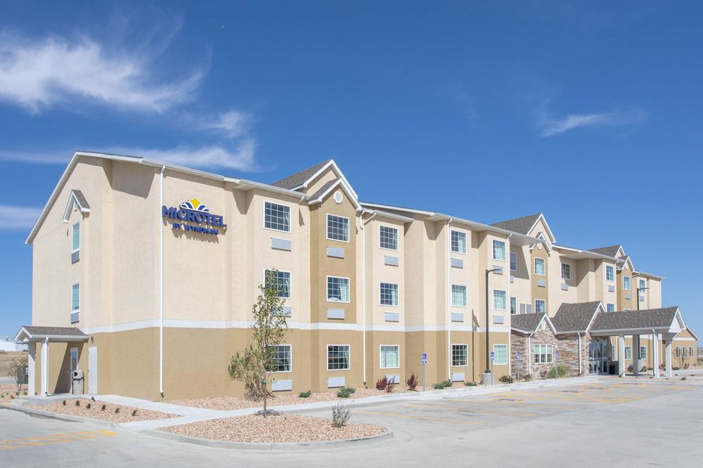 Microtel Inn & Suites by Wyndham Limon: 2510 6th St, Limon, CO
