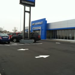 Cernohous Chevrolet Car Dealers 1377 Orrin Rd