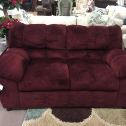 Photo Of Spiller Furniture Company   Northport, AL, United States. Love Seat