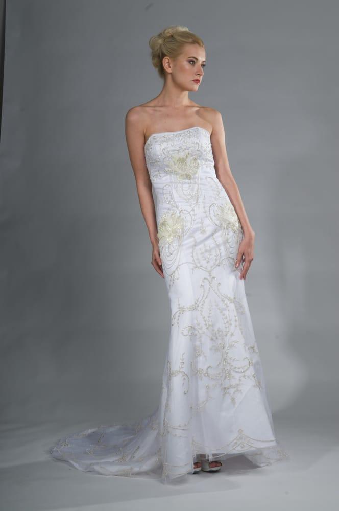 Photo Of Arel Studio New York Ny United States Wedding Dress Designed