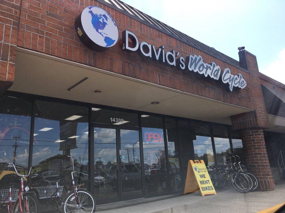 David's World Cycle: 14309 N Dale Mabry Hwy, Tampa, FL