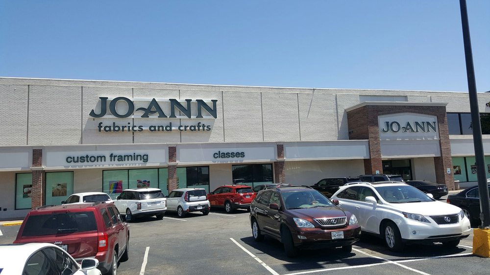 JOANN Fabrics and Crafts - 14 Photos & 30 Reviews - Fabric Stores ...
