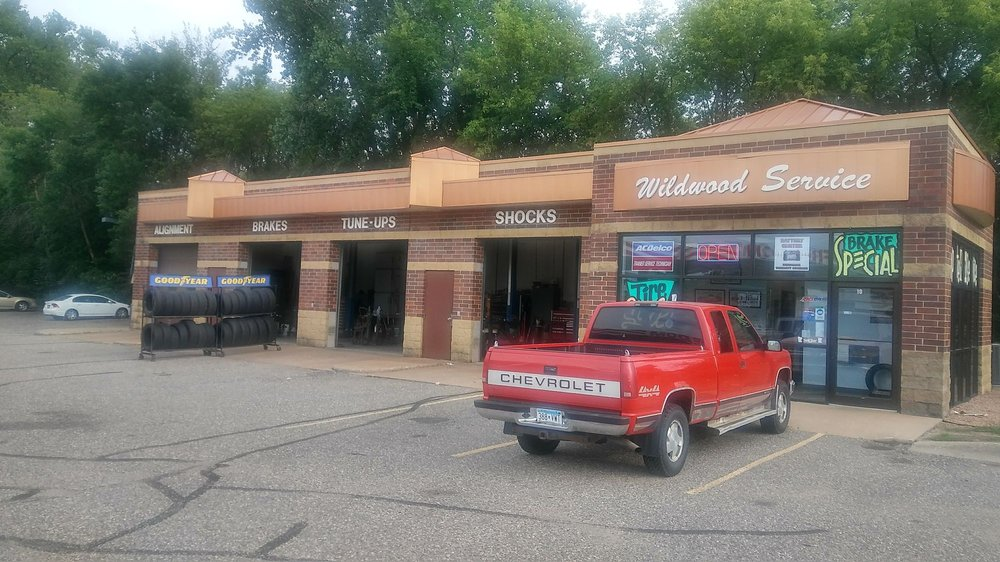 Wildwood Service: 1000 Wildwood Rd, Mahtomedi, MN