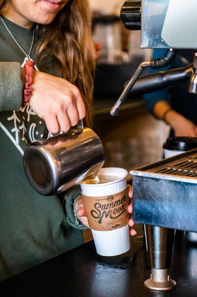 Summer Moon Coffee: 625 S Main St, Fort Worth, TX