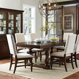 kane 39 s furniture dining room collections yelp. Black Bedroom Furniture Sets. Home Design Ideas