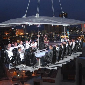 Photo Of Dinner In The Sky Las Vegas Nv United States Sorry