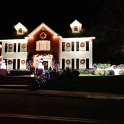 ... Photo of Orange County Christmas Lights Show - Laguna Hills, CA, United States.