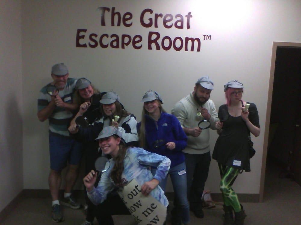 The Great Escape Room Rochester Ny