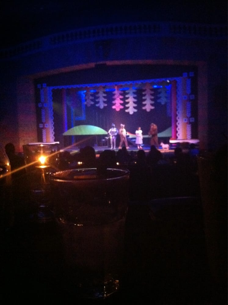 Crown-Uptown Dinner Theatre: 3207 E Douglas Ave, Wichita, KS
