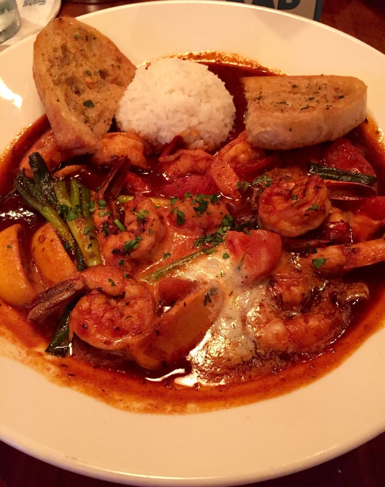 Saut ed n 39 awlins bbq shrimp yelp for King s fish house rancho cucamonga