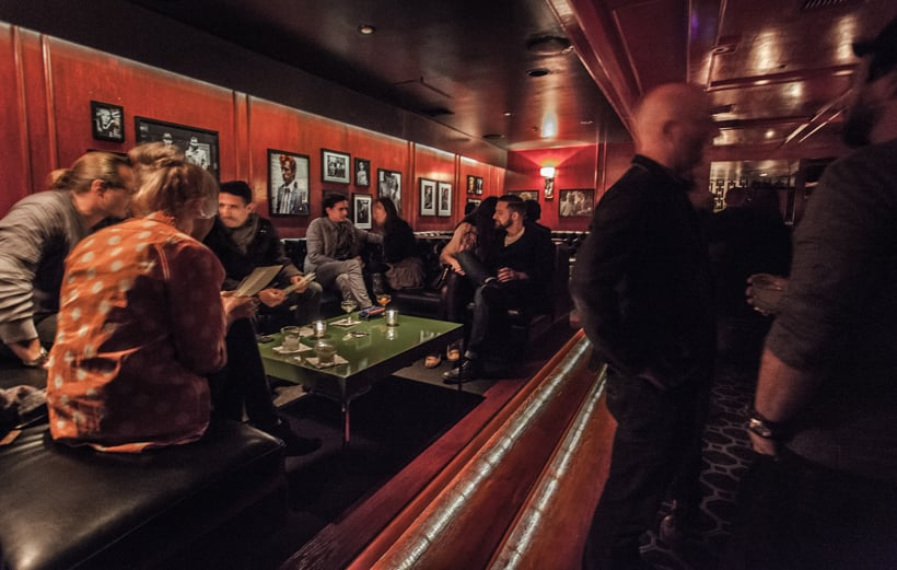 photos for the continental club