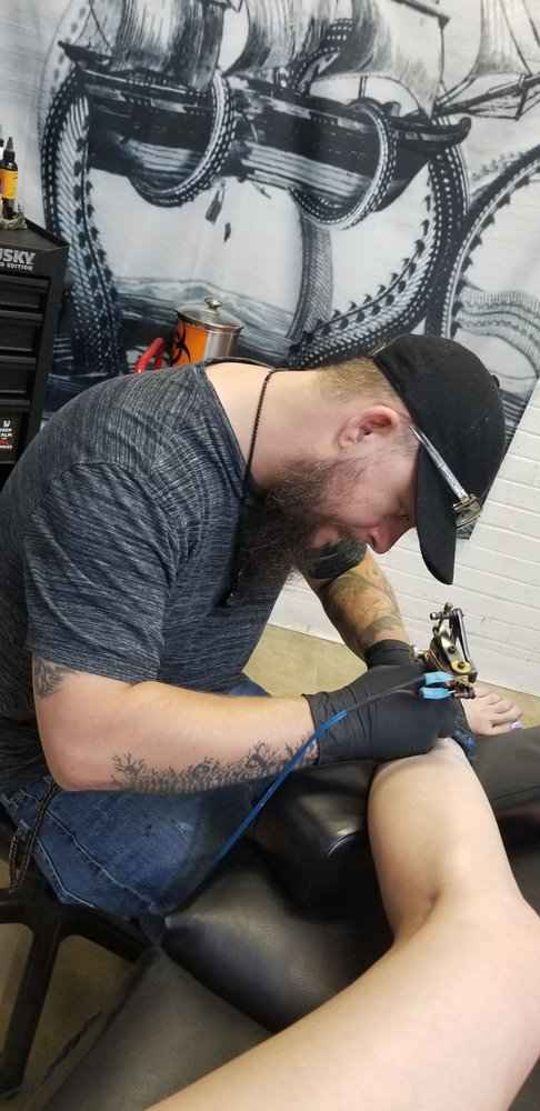 Texas Tattoos and Art Gallery: 3207 Wesley St, Greenville, TX