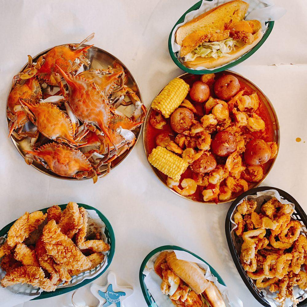 La juicy Seafood: 5050 Hinkleville Rd, Paducah, KY