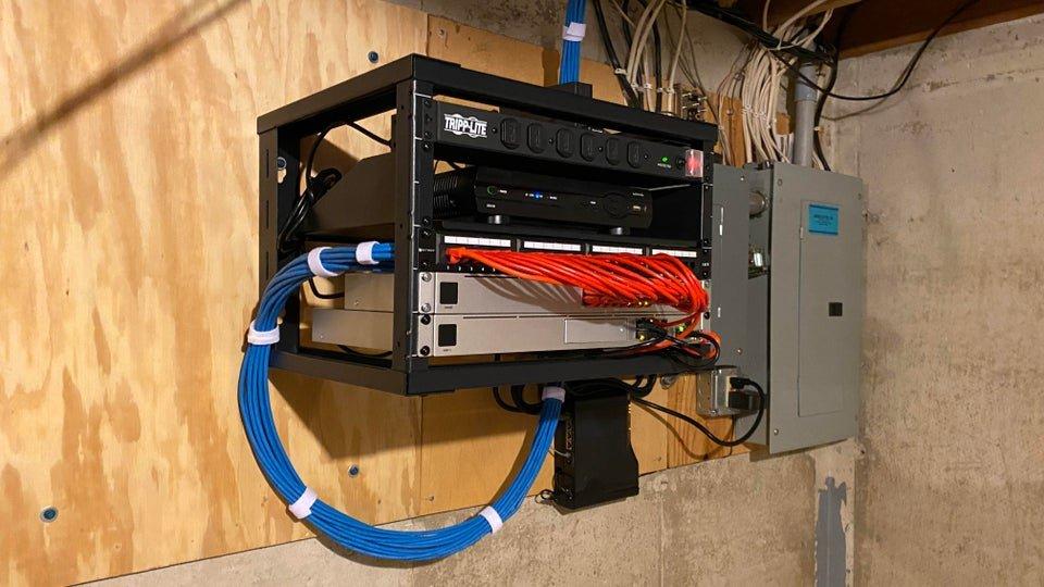 Correct Cabling: Mazomanie, WI