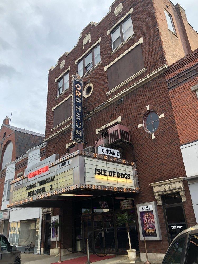 The Orpheum Theatre of Hillsboro: 316 S Main St, Hillsboro, IL
