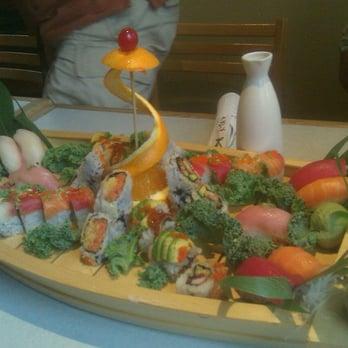 Menu Restaurant Sake Granby