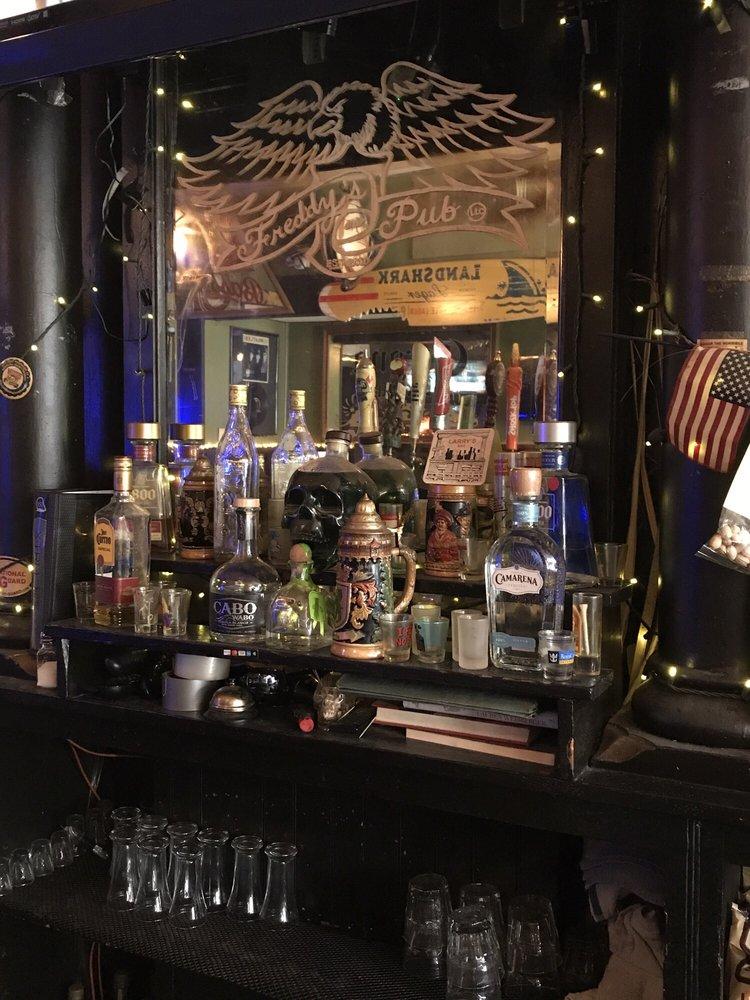 Freddy's Pub: 16 Mauch Chunk St, Tamaqua, PA