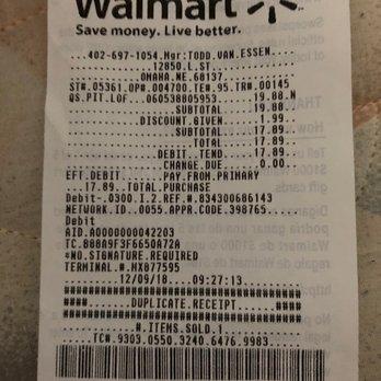 Walmart Auto Care Centers - Tires - 12850 L St, Millard