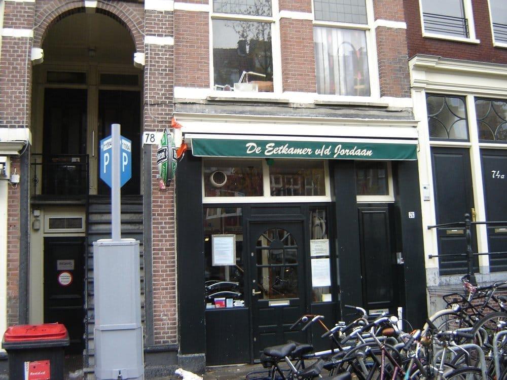 De Eetkamer van de Jordaan - Creperies - Westerstraat 76, Jordaan ...