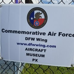 Commemorative Air Force Dallas / Fort Worth Wing - 720
