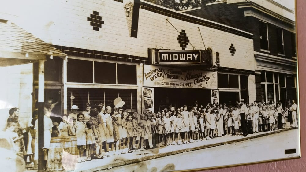 Midway Theatre: 210 W Plane St, Bethel, OH