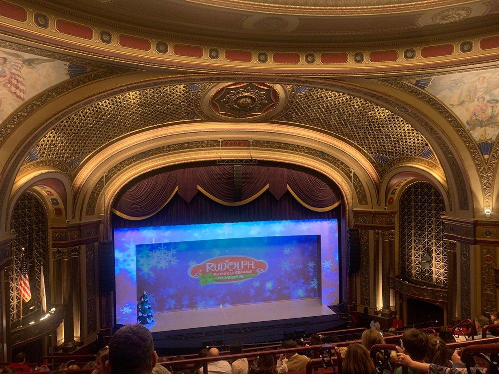 Veterans Memorial Auditorium: 1 Ave of the Arts, Providence, RI