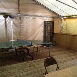 Photo Of Cotillion Gardens RV Park   Felton, CA, United States. Pingpong  Area