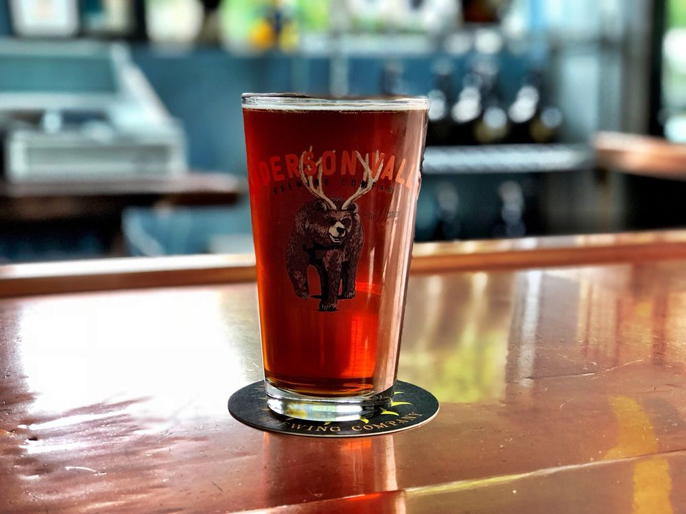 Anderson Valley Brewing Company: 17700 Hwy 253, Boonville, CA