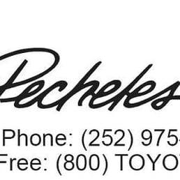 Pecheles Toyota Car Dealers 4020 Hwy 264 W Washington