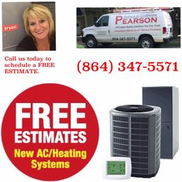 Photo Of Pearson Heating Air Spartanburg Sc United States