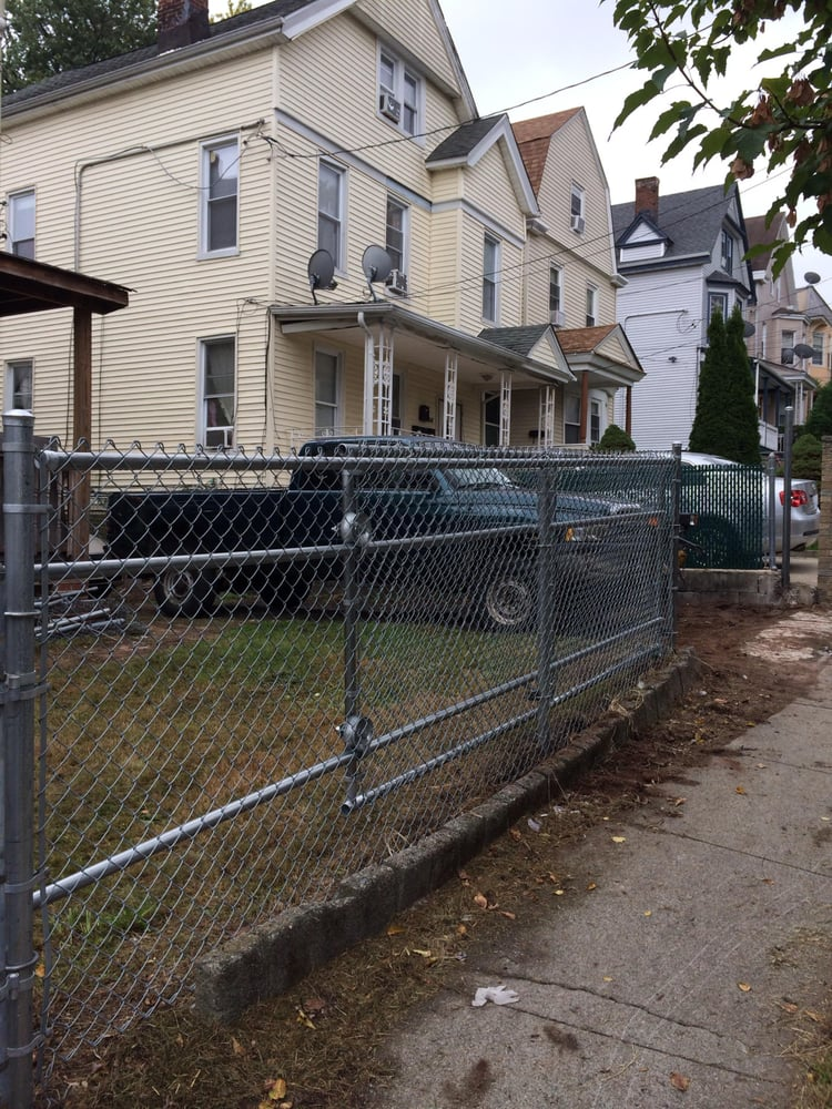photo of all custom fence designs orange nj united states 5u0027